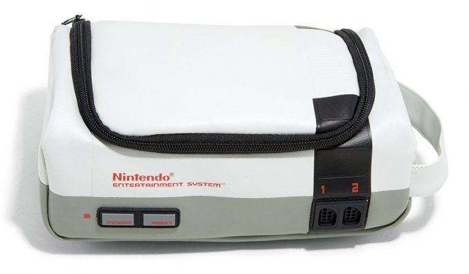 Nintendo Entertainment System Dopp Kit