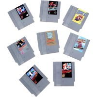Nintendo Entertainment System Game Cartridge Coasters