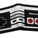 Nintendo Entertainment System NES Retro Controller Bifold Wallet