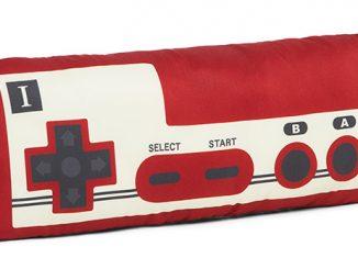 Nintendo Famicom Retro Controller 20in Plush