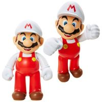 Nintendo Fire Mario 20-Inch Action Figure