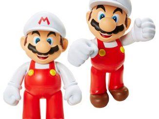 Nintendo Fire Mario 20-Inch Action Figure