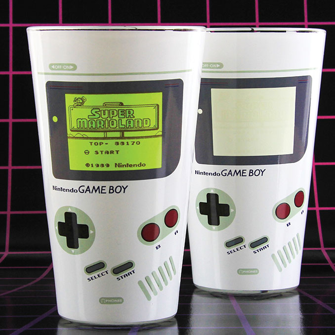 Nintendo Game Boy Color Change Glass