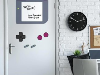 Nintendo Game Boy Giant Wall Decals