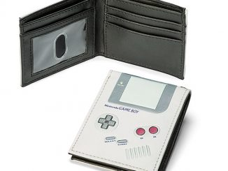 Nintendo Game Boy Men's Wallet