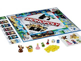 Nintendo Gamer Monopoly Collector's Edition Game