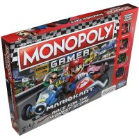 Nintendo Gamer Monopoly Mario Kart
