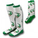 Nintendo Green Mushroom Juniors Socks