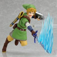 Nintendo Legend of Zelda Skyward Sword Link Figma Action Figure