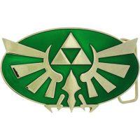 Nintendo Legend of Zelda Triforce Belt Buckle