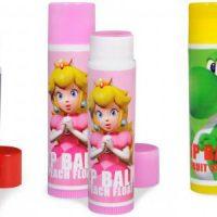 Nintendo Lip Balms