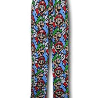 Nintendo Mario & Luigi Sleep Pants