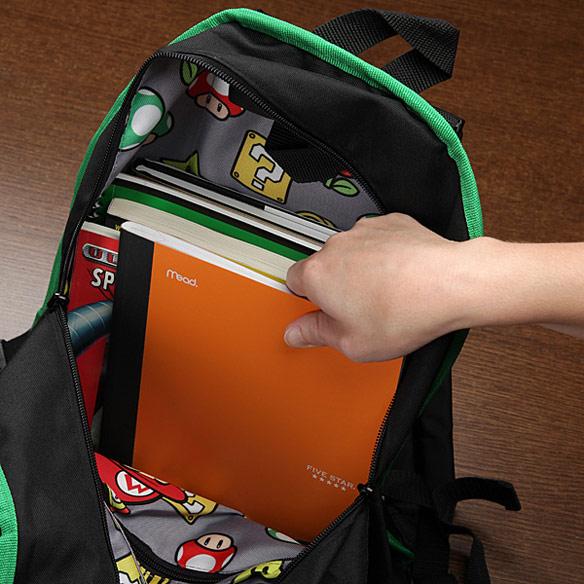 Nintendo Mario Mushroom Backpack