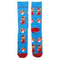 Nintendo Mario Socks