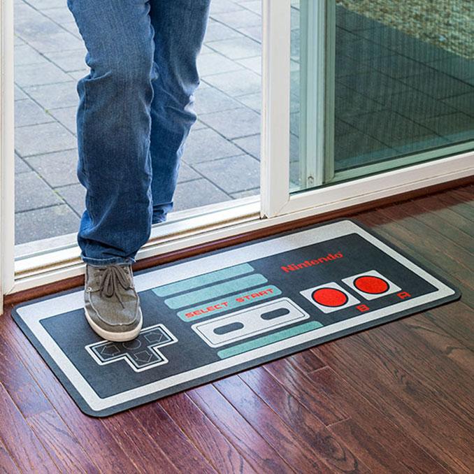 Nintendo NES Controller Doormat