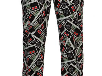 Nintendo NES Controller Lounge Pants