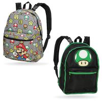 Nintendo Reversible Backpack
