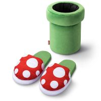 Nintendo Super Mario Piranha Plant Slippers