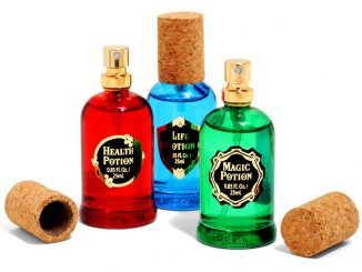 Nintendo The Legend Of Zelda Potion Fragrance Set