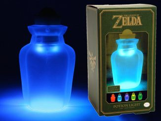 Nintendo The Legend of Zelda Potion Mood Light