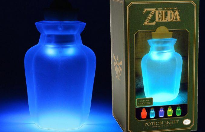 Nintendo The Legend of Zelda Potion Mood Light