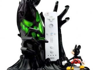 Nintendo Wii Epic Mickey Remote Charger