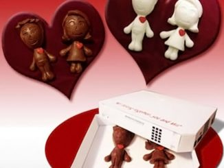 Nintendo Wii Mii Chocolate Avatars