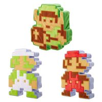 Nintendo World of Nintendo 8 Bit Plush Wave 1 Set