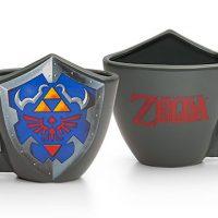 Nintendo Zelda Shield Mug