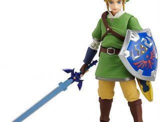 Nintendo Zelda Skyward Sword Link Figma Action Figure