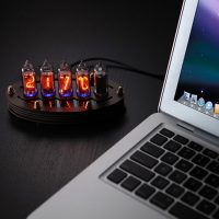 Nixie Tube Thermometer DIY Kit