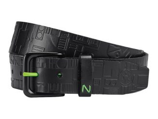 Nixon DNA Belt SW - Death Star Black