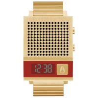 Nixon Dork Too Watch Gold
