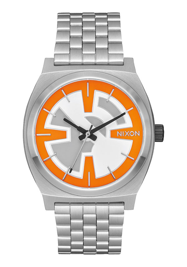 Nixon Time Teller Watch Star Wars BB-8