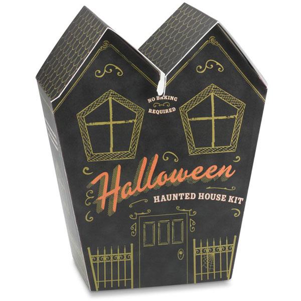No-Bake Halloween Haunted House