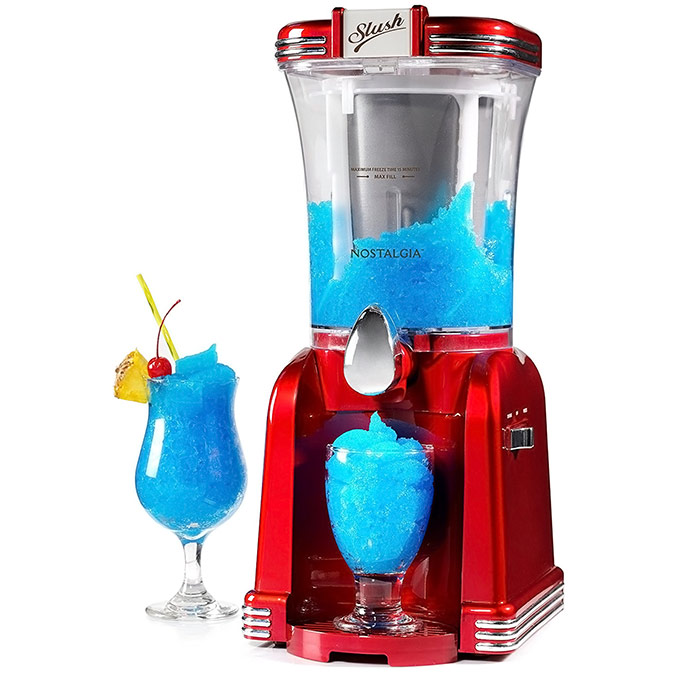 Retro Slushie Maker