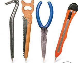 Not So Dangerous Tool Pens - 4pk