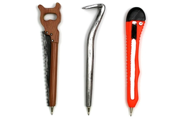 Not Very Dangerous Tool Pens