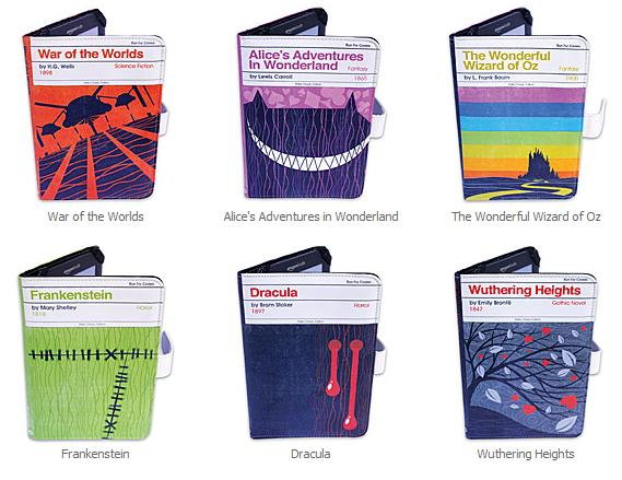 Novel Kindle Covers
