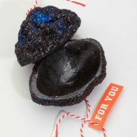 Novelty Lump Of Coal Cachette