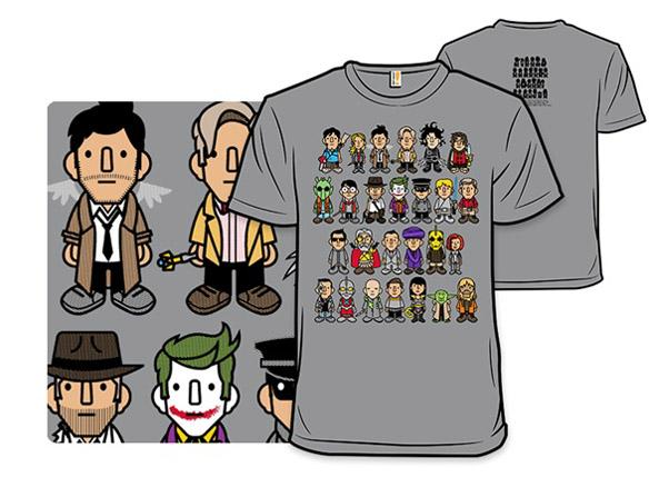 Now I Nerd my ABCs T-Shirt
