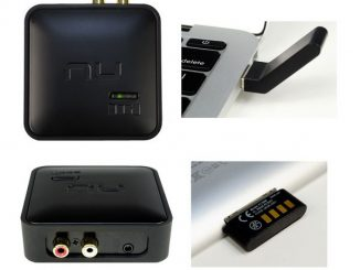NuForce Air DAC Wireless System for High Quality Audio Streaming