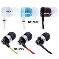 NuForce Earbuds