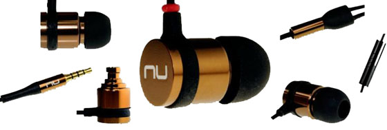 NuForce Light Weight NE-700M Earphones