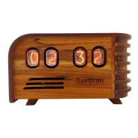 Nuvitron Vintage Nixie Watt Tube Clock