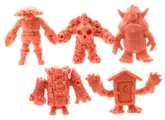 OMFG Figures Series 1