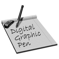 Odys Digital Graphics Pen