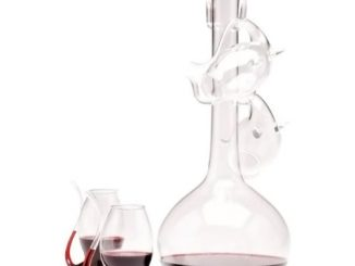 Oenophilia Porto Decanter Set