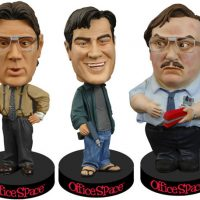 Office Space Bobbleheads Peter Mr. Lumbergh and Milton