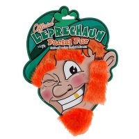 Official Leprechaun Facial Fur